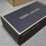 FABOOL Laser Mini 3.5W&拡張フレームセット (開梱編)
