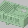 RaspberryPiケース for Pi2/Pi3 Model B(STLファイル)
