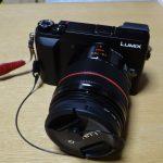 お手軽カメラユーザーな私がLumixGX7MK2と一緒に使ってるグッズ