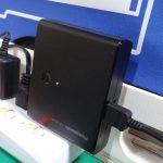 パナソニックのモバイルバッテリー搭載AC急速充電器はIoT機器のUPSとして使えるかも