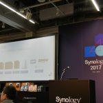 Synology 2017 Tokyo に行ってきた