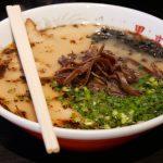 熊本で黒亭ラーメンを食べて来た